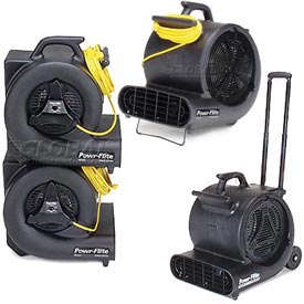 Powr-Flite® Floor Dryers