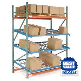 Gravity Flow Levels for Pallet Rack