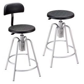 Interion™ - Polyurethane Shop Stool