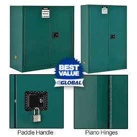 Global&#8482 Pesticide Storage Cabinets