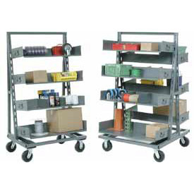 Jamco Adjustable Steel Tray Trucks