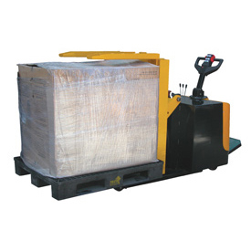 Vestil Self-Propelled Electric Power Pallet & Skid Inverters - Tilters
