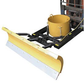Fork Lift Snow Plow Blades