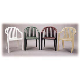 Attractive Outdoor Stackable Chairs