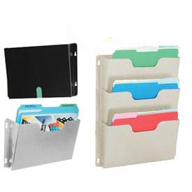 Metal Wall File Holder chart & file holders at global industrial
