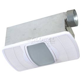 Air King Combination Bathroom Exhaust Fan Heaters