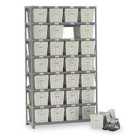 Basket Storage Rack Shelvings