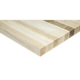 butcher block work bench tops