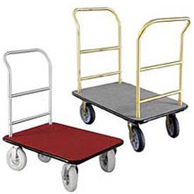 Glaro Bellman Hotel Luggage Platform Trucks
