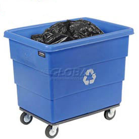 Recycling Plastic Box Trucks