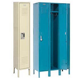 Extra Wide Single Tier Lockers