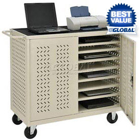 Storage & Charging Carts for Laptop, Chromebooks™ & iPads®