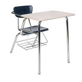 Virco® Martest 21® School Chair Desk With Full Top