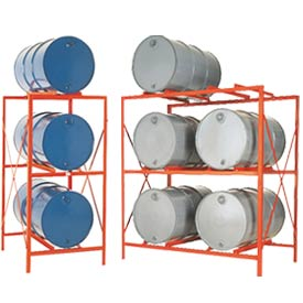 MECO Drum Storage Racks