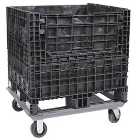 Steel Folding Bulk Container Dolly