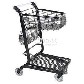 VersaCart® Retail Flatbed Shopping Cart