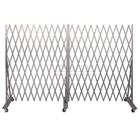 Expandable Folding Security Gates