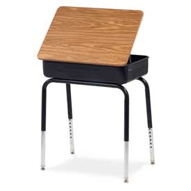 Virco® - 751 Lift-Lid Student Desk