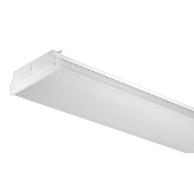 Fluorescent Wraparound Fixtures