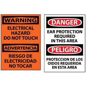 Bilingual Machine Labels