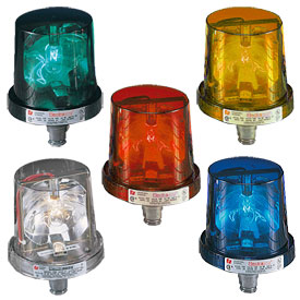 Electraray® Rotating Warning Light