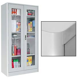Clearview Radius Style Cabinets