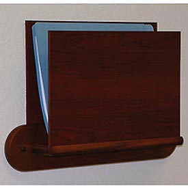Wooden Mallet - HIPAA Compliant Oak Open Ended Chart Holders