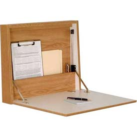 Wooden Mallet - Fold-Away Wall Desk