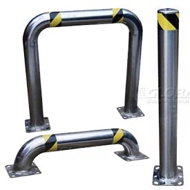 Stainless Steel Safety Guards & Bollards