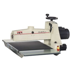 JET 649003K 1-3/4HP 115V 20 Amp 22-44 PLUS Bench Top Drum Sander