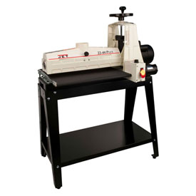 JET 649004K 1-3/4HP 115V 20Amp 22-44 PLUS Bench Top Open Stand Drum Sander by