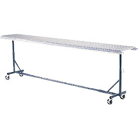 Omni Metalcraft Portable Castered Conveyor Supports