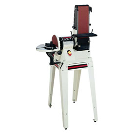 "JET 708596K Model JSG-96OS 3/4HP 1-Phase 115V 6"" x 48"" Belt / 9"" Disc Sander W/ Open Stand"