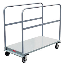 Jamco Long-Roll Steel Deck Platform Trucks