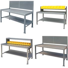 All Welded Workbench