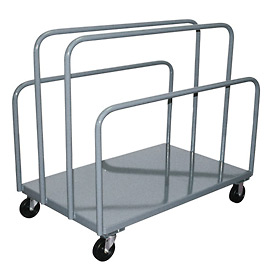 Jamco Sheet & Panel Mover Trucks with Welded Dividers