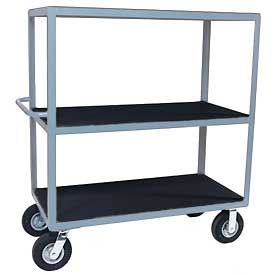 Steel Instrument Shelf Trucks