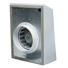 Inline duct fans - Commercial exhaust fans for bathrooms ...