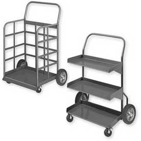 Pucel™ Multi-Purpose Steel Push Carts