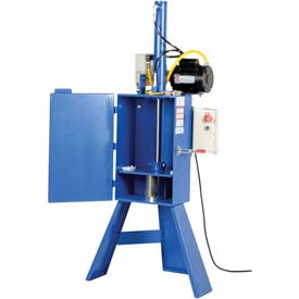 Vestil Hydraulic Steel Pail Crusher