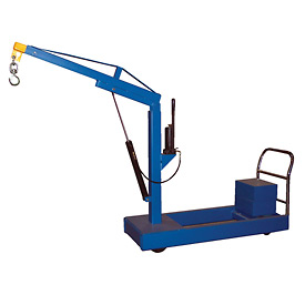 Vestil Counter Balanced Reversed Boom Floor Cranes