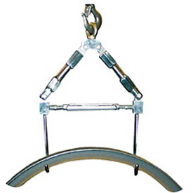 Vestil Mechanical Hoist Lifting Attachment