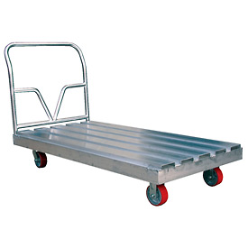 Vestil Aluminum Channel Deck Platform Trucks