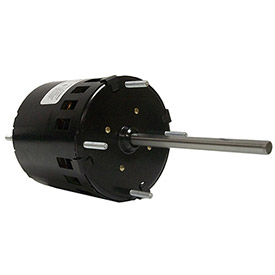 3.3 Inch Diameter Shaded Pole Self Cooled Motors