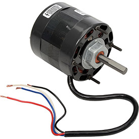4.4 Inch Diameter Shaded Pole Motors