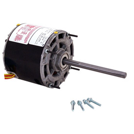 5 Inch Diameter Permanent Split Capacitor Motors