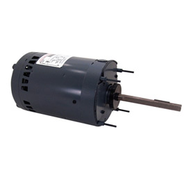 6-1/2 Inch Diameter Single Phase Vertical Condenser Fan Motor