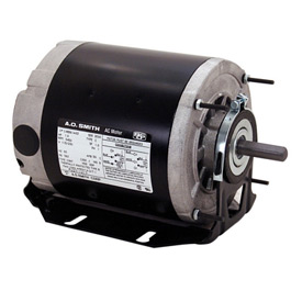 Split Phase Resilient Base Motors