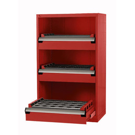 30 Inch Wide Rousseau Tool Storage Cabinets