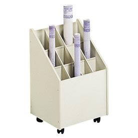 Safco® - Mobile Roll Files